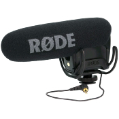 RODE VideoMic Pro Rycote - Micro super-cardioÏde pour caméra video